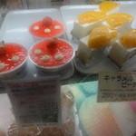 ぜんげつ堂 - イチゴは亘理のもの・・・