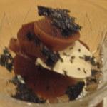 十人十色 - たくあんの旨煮と味噌漬けチーズ