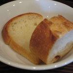 モンブーシェ - パン2種