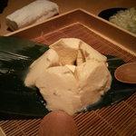 響 - ざる豆腐、これ美味いです!
