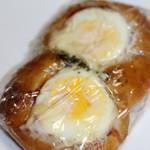 晴香 自然パン工房 - 卵のパン?