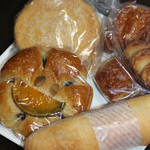 晴香 自然パン工房 - 菓子パン