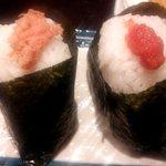 42082197 - 鮭&辛子明太子(2015.8)