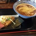 麺処いぐさ - 5種の煮干しそば(810円)
