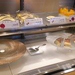 グローブアマランス - ニューヨークスタイルの焼き菓子がメイン