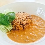 プラットキタゴ クッキングカフェ - 有機玄米のベジタブルキーマカレー