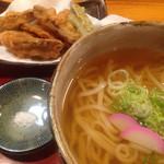 蔵茶屋 - 料理写真:2015年9月20日  ごぼう天うどん