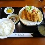 42083932 - アジフライ定食 950円