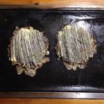 お好み焼ふるさと - 料理写真:まいう〜。