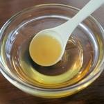 カフェ デ コウサイアン - 栗の蜂蜜