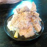 日本亭 - 若鶏の唐揚げ