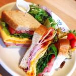 Cafe Kaila  舞浜店 - ブレックファスト・BLT @1,800