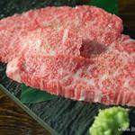 焼肉×バル マルウシミート - ミスジ【2015年9月】