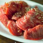 焼肉×バル マルウシミート - 黒毛和牛切り落とし【2015年9月】