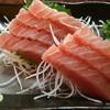伊勢元 - 料理写真:まぐろ刺身