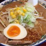 高松 - 「濃厚味噌ラーメン」!