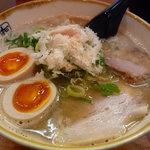麺や拓 - ☆『麺や拓』さんのラーメン…Wスープヴァージョン(≧▽≦)/~♡☆