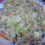 香蘭 - 皿うどん大盛り:950円