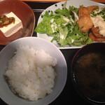 42091799 - チキン南蛮定食(780円)