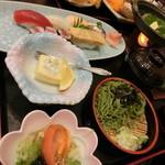 磯の香亭 - 寿司幸御膳