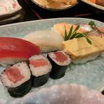 磯の香亭 - 寿司幸御膳 寿司