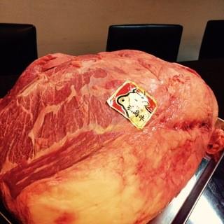 広島県産A5ランク黒毛和牛を吉和のわさびと瀬戸内海のお塩で♪
