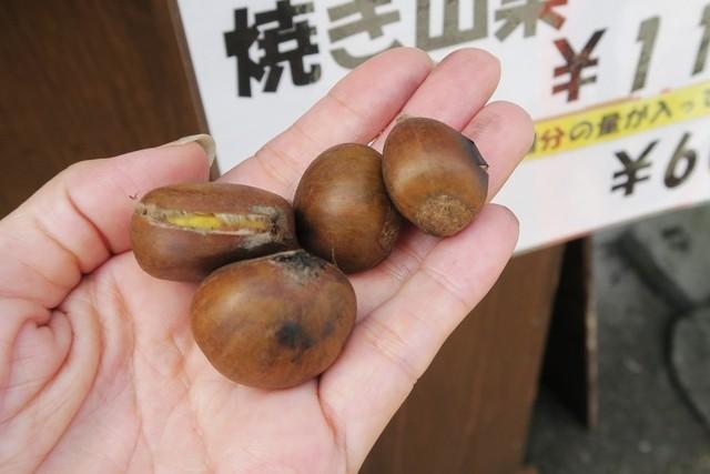 田中屋 - 焼き栗☆