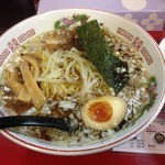 ササラ - 醤油ラーメン(680円)