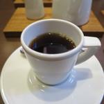 カフェ ラストワルツ - コーヒーアップ