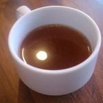 グリルアラベル - スープ