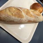 リトルマーメイド - バタール、塩バターパン