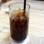 three* - アイスコーヒー