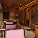 kanazawasekitei - テーブル席