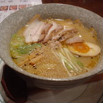 421775 - 味噌チャーシュー麺