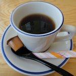 ごん太 - 食後のコーヒー ※2010年6月