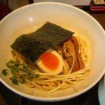 ラーメンにっこうact2 - つけ麺(麺+味玉)