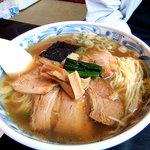 一平食堂 - チャーシュー麺