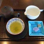 茶かわせみ - 新茶