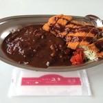 キッチンユキ - 料理写真:トンカツカレー