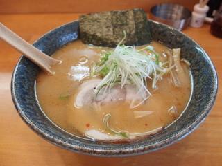 麺屋 朋 - オススメの味噌ラーメン 750円