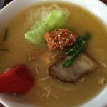 龍上海 - 赤湯からみそラーメン