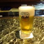 バー アウトリガー - 生ビール