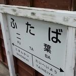 二葉すし - 店の看板