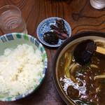 うどん料理 いなみ - 〜 カレーうどん  ¥850 〜