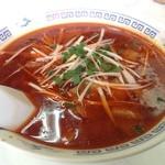 宮下 - 担々麺700円