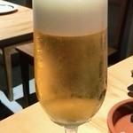 加古川ワインバル - ビールも最高♪\(^_^)/
