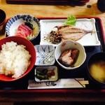 とり福 - 日替り定食
