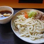 玉喜亭 - 肉つけうどん(480円)_2015-09-15