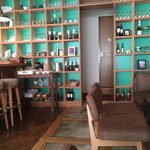 アルマド カフェ - 店内