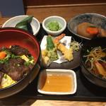 松島 - 仙台定食